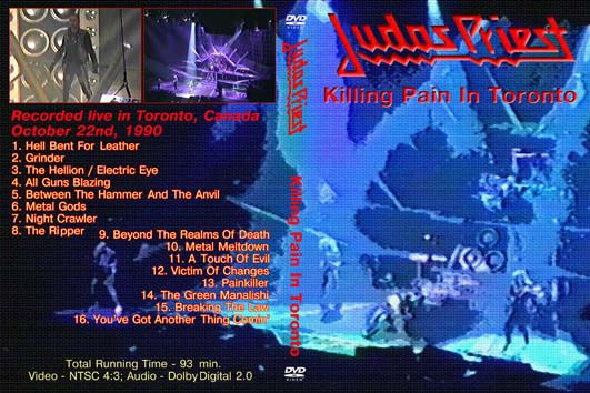 judas priest painkiller free download